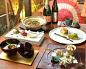 [Month limited course] season vegetables and direct marketing seasonal fish sashimi, paper pot six dishes ¥ 5,400 that can enjoy