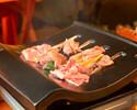 【和月コース】新名物黒毛和牛や黒豚の瓦焼肉に瓦焼き唐墨パスタも楽しめる新しいおすすめコース 6000円