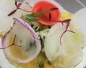 お箸で食べられる料理とおもてなしから生まれる創作フレンチ「喜(yorokobi)本日のメインなど全5品