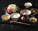 【平日限定20食】黒毛和牛すき鍋ランチ