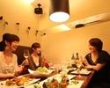 女性グループ限定『シンデレラ女子会プラン』(※金・祝前日を除く土~木曜日限定)