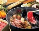 【厳選牛・イタリア豚】食べ放題・飲み放題コース4000円