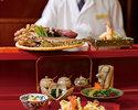 お昼の天ぷらコース~花~