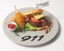 911 Burger
