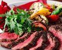 ◆旬の魚料理と武州和牛をお召し上がりいただけます! パーティープラン6,000円(税込)