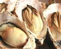 【ランチ】焼き牡蠣食べ放題コース(要2日前予約)