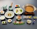 Hamoshabu Kaiseki (available day and night)