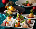 [ WEB/Limited for Dinner ] 7 Dishes Menu with complimentary bottle champagne