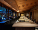 【Dinner SUSHI】 Reserve a SUSHI Counter