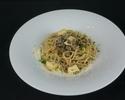 モッツァレラチーズのボローニャ風スパゲティ