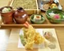 江戸蕎麦と和惣菜・天ぷらランチ【雅】