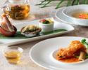 "[Lunch, Dinner] Seasonal Course ""IRODORI"":¥13,650"