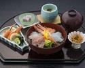 ディナー【たっぷり海鮮御膳 】