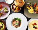 "【Dinner Weekday Special (42%off)】Special dinner including Chinaroom ""Peking duck""!"