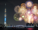 ◆◆◆◆【7/28】隅田川花火大会特別メニュー◆◆◆◆