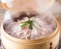 【2H All you can drink 】Awamori Steamed Agu pork with Okinawa Salad buffet