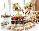 【平日限定】オリジナルコース!厨房長厳選の季節の食材を使ったランチをご堪能ください