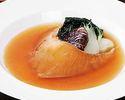 【選べる1ドリンク付】冷菜銘々盛り・ふかひれ姿煮込み・特製 黒酢酢豚・五目やきそばなど 全6品