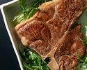 【ランチ】発酵熟成牛2種を楽しめる7品コース