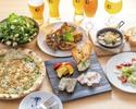 SVB TAVERN COURSE ~クラフトビールとぴったりのおつまみコース