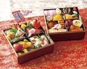 新春おせち二段重 和食(小)二人前 27,000円