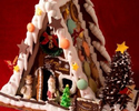 Christmas items – Ginger Bread House.