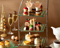 [Special offer for Online Booking] Christmas Afternoon tea set with free-flow drinks