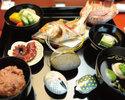 【ランチ】誕生100日目 個室でゆっくりご家族で祝う「お食い初め」プラン