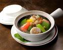 XO海鮮熱鍋チャーハン
