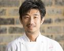 【シェフ高田スペシャルコース!】 奈良県の食材を取り入れた、和テイストの魅力、様々な食材の組み合わせをお届けいたします!ラ・テラススタイルをお楽しみいただけます!