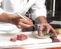 Kobe beef  steak course 100g(sirloin)