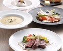 【フリードリンク付】通常7,000円→4,500円!こだわり料理を一皿ずつご提供!選べる前菜・メイン含む全4品