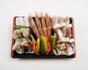 海鮮BBQセット 中(3〜4人前)[東信水産]