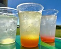 All-you-can-drink soft drinks (package)