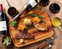 【Weekday Dinner only】Steak carnival special course 30%OFF