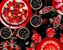 ● 【Time Limited Offer】 Sep 16, Sep 23 Berry Berry Buffet