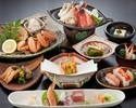 Boiled Crab Course - Hakodate -