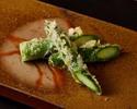 【楓】野菜を中心としたコース 5,500円