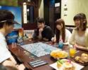 【ボードゲーム貸出無料】<月~金(祝日を除く)>《3時間ボドゲパック》3時間ソフトドリンク飲み放題+料理3品+選べるハニトー!