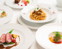 【Pranzo Piacere ◆ ピアチェーレ】前菜5種盛、選べるパスタ、肉or魚から選べるメインなど全5品