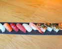 【Lunch】 Sushi 10 pc Set  ¥2800