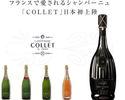 【+オプション】シャンパーニュ(COLLET)1本