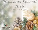Early Reservation Special☆Christmas Special Full Course Meal Dinner with All You Can Drink for 2 hours (20:00~)