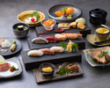 【WEB/15%OFF】(Sushi) Chef's Omakase Course 「Tsuya」