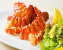 [歓迎会・送別会におすすめ!]飲み放題付きパーティープラン オマール海老のポワレやステーキを楽しむ贅沢なコース[Cプラン]