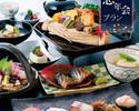 【忘年会・開業35周年記念特典付き】「寿司&会席」和食いいとこどりプラン