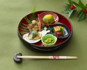 2019 Ryumeikan New Year Buffet 13: 00 - 14: 30