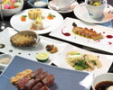 Carefully selected Tajima beef course
