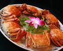 旬を満喫!胡料理長の上海蟹 食べつくしコース
