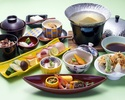 Shabu-shabu set menu of Awa-no-Sushi Sodachi
